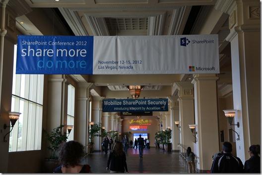 SharePoint 2013 auf der SharePoint Konferenz 2012 in Las Vegas HATAHET 003