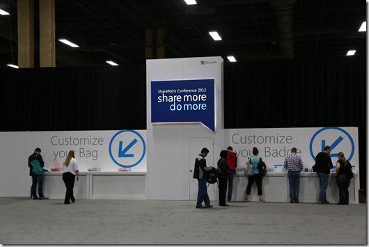 SharePoint 2013 auf der SharePoint Konferenz 2012 in Las Vegas HATAHET 006