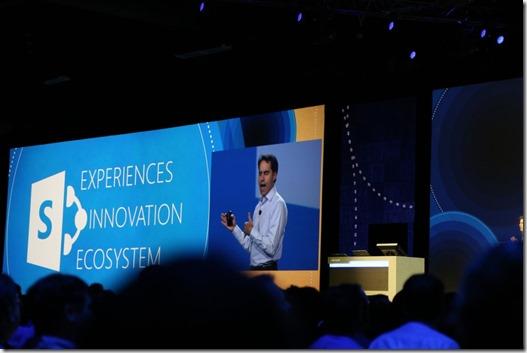 SharePoint 2013 Keynote auf der SharePoint Konferenz 2012 in Las Vegas HATAHET 002