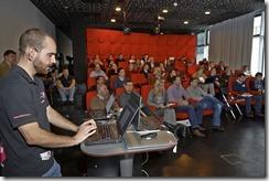 SharePoint 2013 Launch Day bei Microsoft, Ernst Hanke (HATAHET) berichtet über Workflowlösungen (HATAHET)