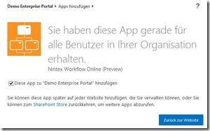 SharePoint App Store, SharePoint Apps, SharePoint 2013, Office 365 Online Services (HATAHET) 004
