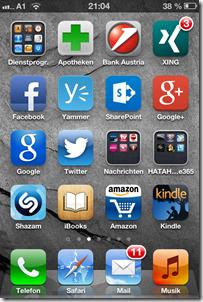 SharePoint 2013 Newsfeed App für Apple Devices, Social Collaboration (HATAHET) 007