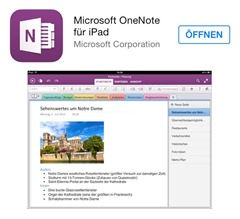 Office 365 SharePoint Online, SharePoint 2013, Apple Store, Microsoft Apps 006 OneNote App (HATAHET)