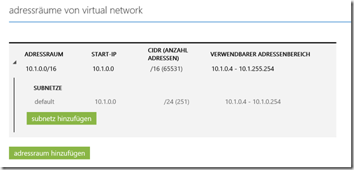 sp2016-hatahet-setup-image03, beispiel adressräume für azure virtuelles netzwerk für sharepoint 2016 it preview, nahed