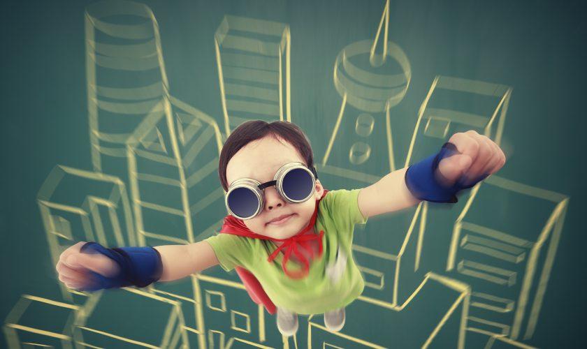 Beitragsbild Superhero fly