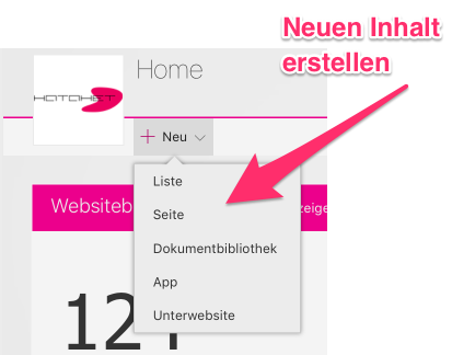 screenshot-office-365-sharepoint-online-neue-websiteinhalte-detail-neues-item-anlegen