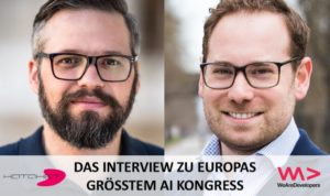 Interview – 7 brennende Fragen zu Artificial Intelligence