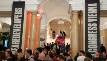 Der WeAreDeveopers AI Congress Vienna startet mit großem Besucherandrang