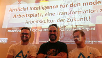 VÖSI Branchentalk 2019 | HATAHET Team