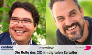 Interview – Die Rolle des CIO im digitalen Zeitalter