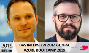 Interview – Global Azure Bootcamp 2019